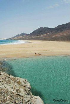 Playa Cofete, Fuerteventura, Canarias