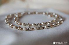 bridal jewelry beading ideas