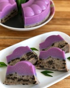 Puding Oreo, Indonesian Desserts, Pudding Desserts, Agar, Jelly, Delicious Desserts, Recipies, Cooking Recipes, Cake