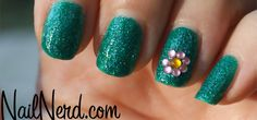 """Nail Nerd (nail art for nerds) » Color Club Untamed Luxury Nails"""""""