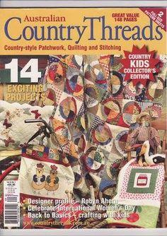 australian country threads vol 6 nº 1 - 111042278801027374714 - Picasa Web Albums...FREE MAGAZINE!!