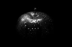 Low key by Jonas Tana Low Key Photography, Object Photography, Minimal Photography, Fruit Photography, Still Life Photography, Macro Photography, Creative Photography, Black And White Photography, Photography Software