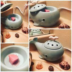 Scentsy's Blue Whale Warmer features a heating element to safely warm wax without illumination. Thar she blows! This sweet sea dweller will make a splash in any child's favorite space. https://cuanam50.scentsy.us/shop/p/39231/blue-whale-warmer?utm_content=buffer273f2&utm_medium=social&utm_source=pinterest.com&utm_campaign=buffer