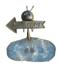 Deeco Consumer Products Stone Welcome Ant -- Find out more about the great product at the image link.