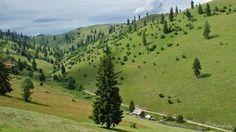 Gyimesi táj, Erdély (Fotó: Budai Ági)