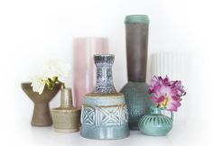 Ceramics  : weekday carnival : Some of my favourite colours