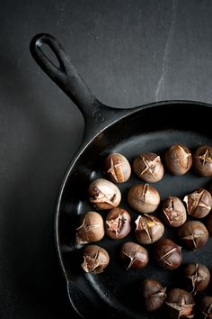 @ Nancy Vigliotta roasted chestnuts... Less than a week can't wait! Italian tradition