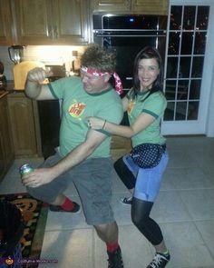 Sun Drop Couple: Drop it like it's hot... - 2013 Halloween Costume Contest via @costumeworks