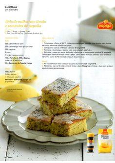 Revista Bimby Setembro 2015 Food C, Diy Food, Good Food, Yummy Food, Comida Diy, Fodmap Recipes, Portuguese Recipes, Happy Foods, Healthy Cookies