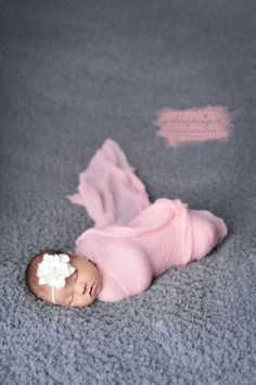 Ashley Sargent Photography- newborn baby girl