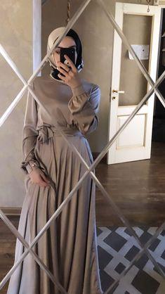 Modest Fashion Hijab, Modern Hijab Fashion, Islamic Fashion, Abaya Fashion, Muslim Fashion, Modest Outfits, Hijab Chic, Fashion Outfits, Hijab Evening Dress