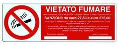 CARTELLO SEGNALI VIETATO FUMARE MM.350X120 http://www.decariashop.it/targhette-segnaletiche/3219-cartello-segnali-vietato-fumare-mm350x120.html