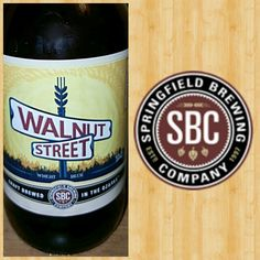 #734 WALNUT STREET WHEAT • Springfield Brewing • Springfield, MO • ☆☆☆☆