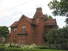 Victorian House, Owosso, Michigan