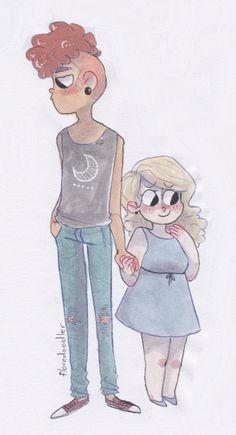 Sadie & Lars by Flore
