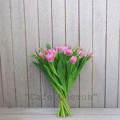Пионовидные Тюльпаны купить Спб | Доставка цветов и букетов Спб