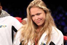 WWE: Ronda Rousey at WrestleMania 31 - Yahoo TV UK