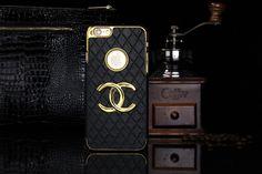 Best Buy Chanel iPhone 6 6S Cases - Black