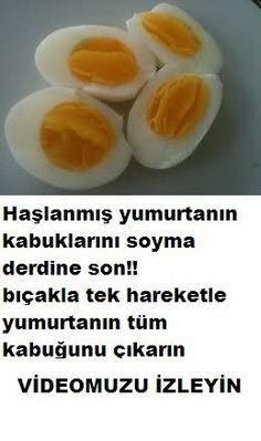Sabah kahvaltılarının vazgeçilmezleri arasında haşlanmış yumurta gelir ve de özellikle katı olarak pişirilmiş yumurta ki son zamanlarda yapılan açıklamalarda yumurtayı katı halde pişirilmiş yemenin sağlık açısından daha yararlı olduğu belirtiliyor. Yumurtayı haşladınız sıra soyma işleminde Yumurtanın Kabuklarını soymak bazen sıkıntılı olabiliyor ne kadar suyun altında tutsanız da bazen kabukları soyarken yumurtanızı da parçalayabiliyorsunuz maalesef,ama size çok pratik bir yumurta soyma…