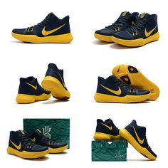 sports shoes 800ab 762e4 Size 11 Youth Kyrie 3 III PE 2018 Playoffs For Big Boys Basketball Shoes