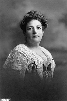 Florence Prag Kahn was a member of the U.S. House of Representatives from California's 4th district from 1925 - 1937.  She was elected to Congress to fill the vacancy left by the death of her husband, Julius Kahn.