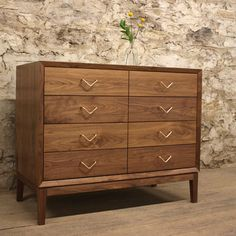 Walnut Dresser, $5,200, now featured on Fab. #Anthropologie #PinToWin