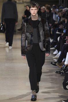 Male Fashion Trends: Kolor Fall/Winter 2016/17 - Paris Fashion Week