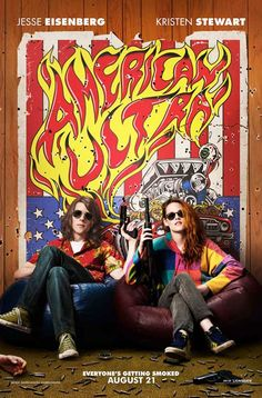 American Ultra 11x17 Movie Poster (2015)