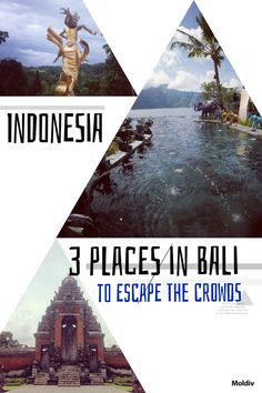 Ultimate guide to escape the crowds - Bali, Indonesia.