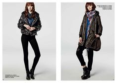 Preview Lookbook BSB F/W 15-16 Duster Coat, Fall Winter, Jackets, Collection, Fashion, Down Jackets, Moda, Fashion Styles, Fashion Illustrations