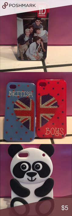 iPhone cases Variety of iPhone 4 cases Accessories Phone Cases