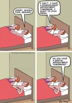 Dentist appointment - Funny adult cartoon - http://jokideo.com/dentist-appointment-funny-adult-cartoon/