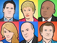 The 'Shark Tank' investors reveal their investing secrets and most profitable deals