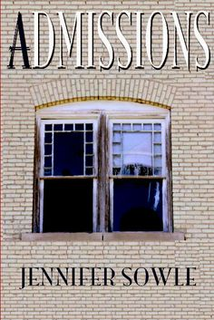 MUST READ!  A young mother ends up in the Traverse City asylum in 1965.  A story of pain and redemption.