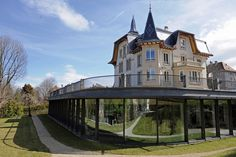 WtheJournal - Montblanc: 30 years at Richemont 30 Years, Mansions, House Styles, News, Home Decor, Mont Blanc, Mansion Houses, Homemade Home Decor, Villas