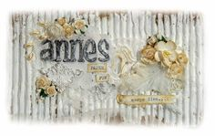 Anne's Paper Fun: Lovely paper art and tutorials.
