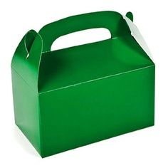 Green Treat Gift Favor Boxes (1 dz) for only $4.50