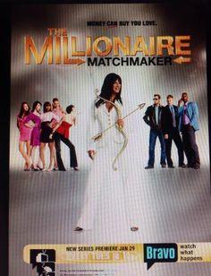 maria dicuonzo @mariadicuonzo1  ·  8 gen @TwoReaders #funnygirl p.351 Vado a casa,mi guardo Milionaire Matchmaker e mi metto a tavola
