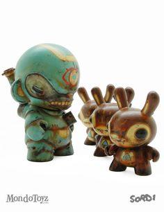 art toys custom by *alejandrosordi