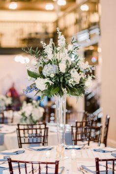 Southern Cornflower Blue Virginia Wedding