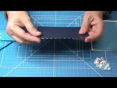 Réalisation d'une carte avec le tapis Pixscan - YouTube