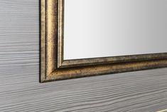 ROMINA zrcadlo v dřevěném rámu 580x780mm, bronzová patina : SAPHO E-shop Bronze, Mirror, Retro, Frame, Shop, Home Decor, Picture Frame, Decoration Home, Room Decor