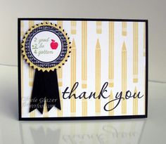 Card for the Teachers | PTA Ideas