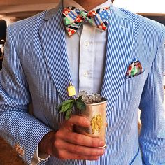 Southern Gentleman...Kentucky Derby Party