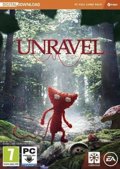 UNRAVEL new platformer game from Electronic Arts and ColdWood Interactive for the PC and Xbox One. Playstation, Xbox 1, Jeux Xbox One, Xbox One Games, Soccer Games, Electronic Arts, Game Codes, New Video Games, Games For Girls