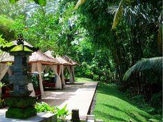 The zen area, East Residence, Bali, Indonesia.