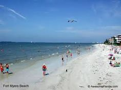 Ft. Myers Beach - beautiful sand, close to Sanibel, been to Sanibel but like the beaches in Ft. Meyers better!