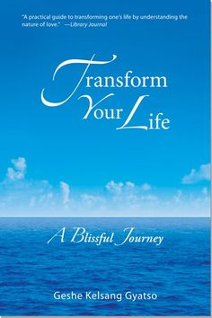 With an emphasis on integrating essential Buddhist teachings, especially universal love and compassion, into daily life, Transform Your Life shows how we can discover the real meaning of our human life by fulfilling our human potential and finding everlasting peace and happiness. A perfect manual for inner transformation.