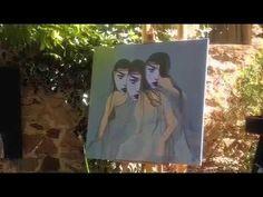 Agnes Citro & Marian Williams at Mugs, St Raphaël, France