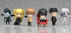 Death Note Series 1 Petit Nendoroid Display of 12 by Good Smile Company. $36.49